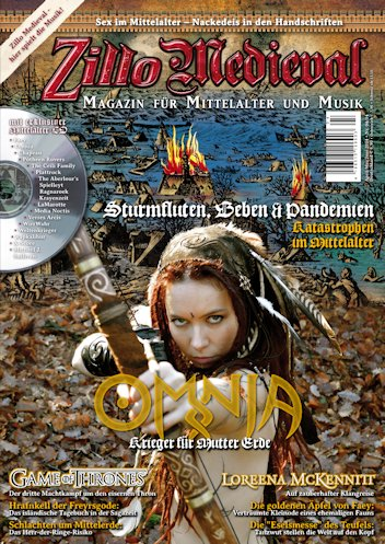 Zillo Medieval CD 04/2014 - ©